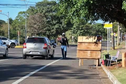 A cada 10 sul-mato-grossenses, 6 ignoraram isolamento no Dia das Mães