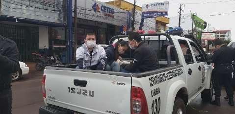 Brasileira é expulsa e chineses são detidos por ingresso ilegal no Paraguai