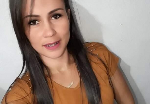 Valéria se foi aos 30 anos, a 15ª vítima de feminicídio em Mato Grosso do Sul neste ano (Foto: Arquivo pessoal)