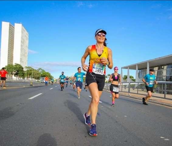 Relógio e meta pessoal serão aliados de corredores em prova sem adversário