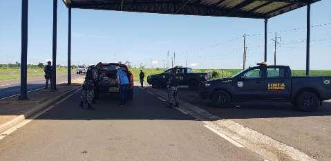 PF prende homens da Força Nacional acusados de furto de carga