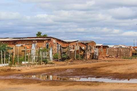 MS é estado com menos favelas no País; na Capital, área da Homex é a maior