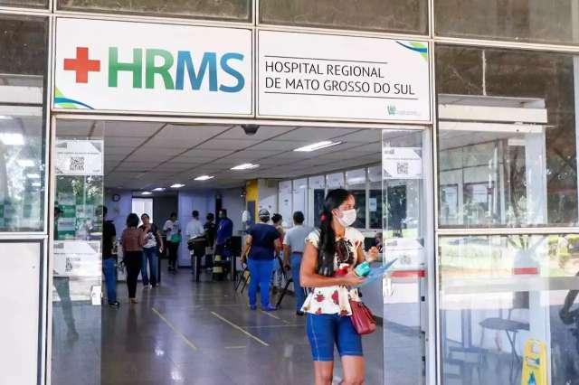 HR abriu mais 14 vagas para contratar enfermeiros e fisioterapeutas