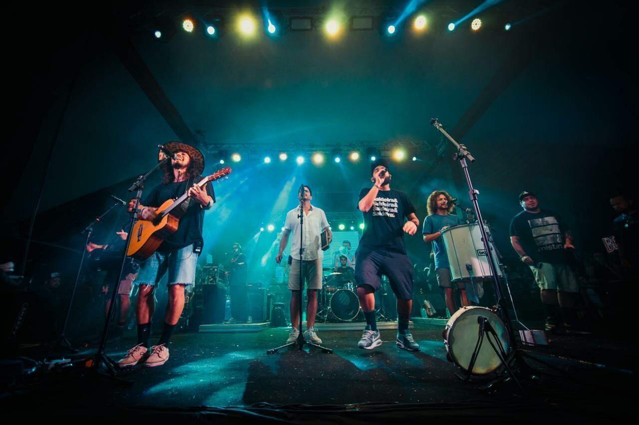 A banda Atitude 67 fará um show virtual e cantará as músicas de sucesso. (Foto: Divulgação)