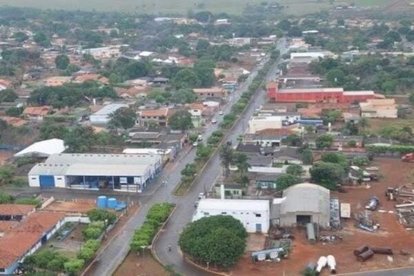 Paraído das Águas, criado em 2013, não teve mudanças em atualização do IBGE. (Foto: O Correio News)