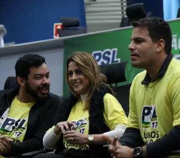 Briga por nome para prefeitura da Capital expõe racha no PSL