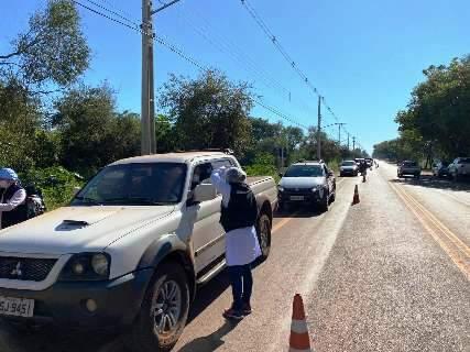 Com 2 casos de coronavírus, prefeito decreta calamidade e toque de recolher