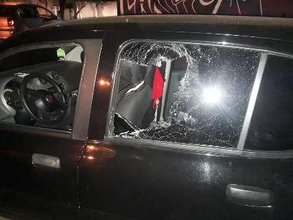 Travesti espanca motorista de aplicativo e diz que sofreu preconceito