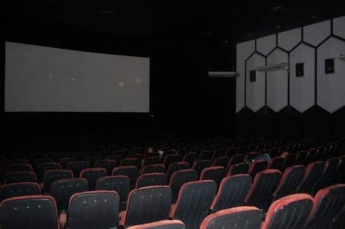 Muita gente teve sua primeira experiência cinematográfica no Cine Campo Grande (Foto: Reprodução 1/2 Entrada)