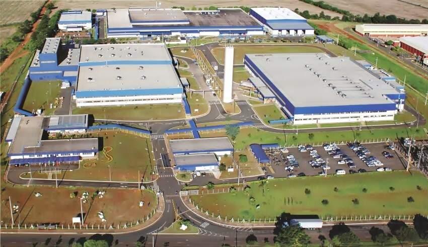 Indústria vai manter apenas atividades básicas com 150 funcionários. (Arquivo)