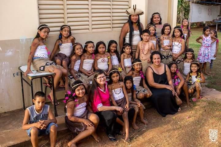 """""""Para mim o mais importante é a relação construída com as comunidades"""", afirma Denise. (Foto: Luciano Justiniano)"""
