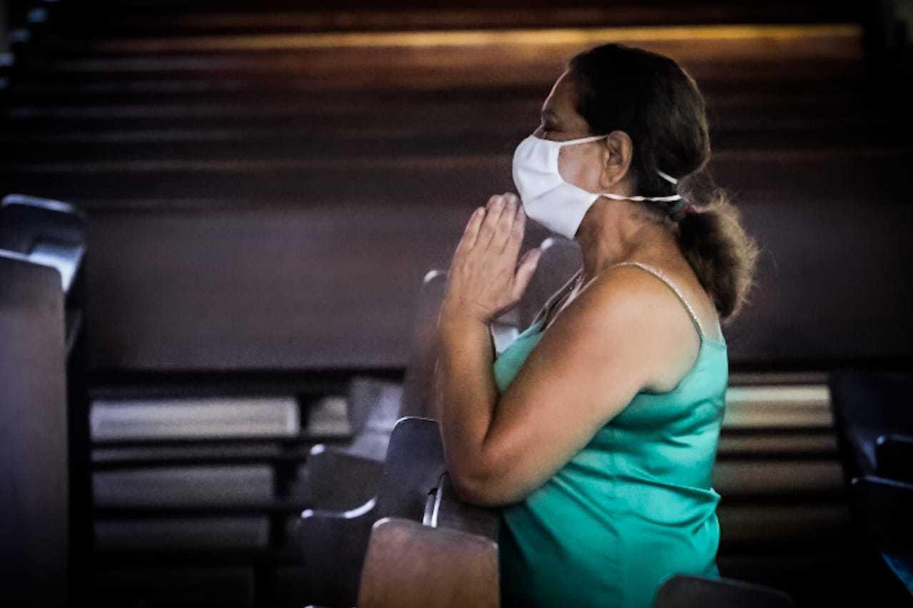 """Só rezando? Curva acelera e secretário pede, """"pela milésima vez"""" em live, que população fique em casa (Foto: Marcos Maluf/Arquivo)"""