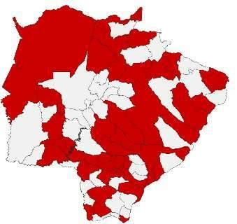 Coronavírus já chegou a mais da metade dos municípios de MS