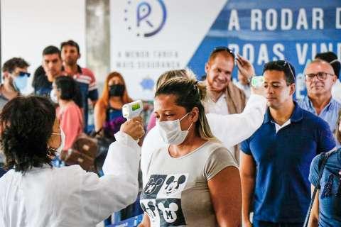 Em quase 3 meses, barreiras sanitárias abordaram mais de 700 mil pessoas em MS
