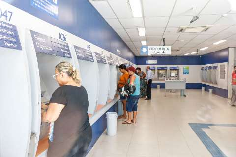 Bancos terão de instalar guarda-volumes para atender clientes em Campo Grande