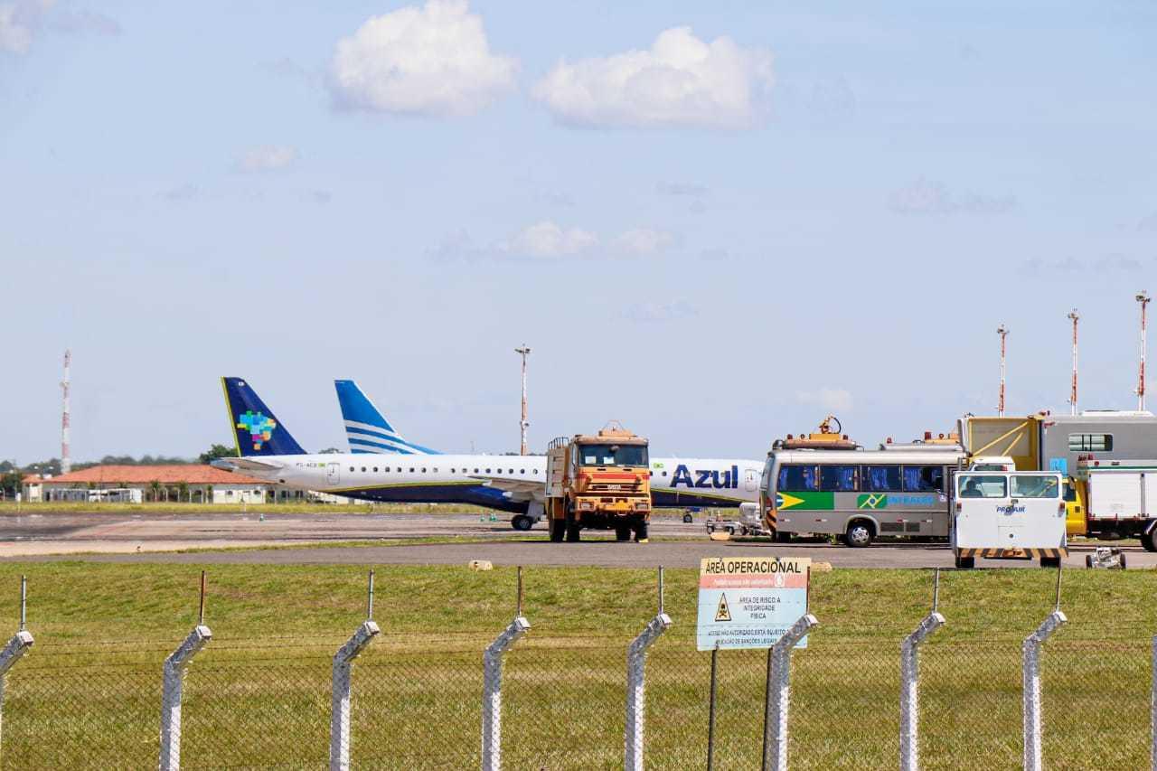 Aeroporto de Campo Grande está na 7ª Rodada de Negociação (Henrique Kawaminami)