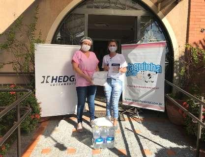 Parceria garante doação de 30 mil máscaras para instituições de MS