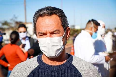 """""""Monitoramento agora é total"""" diz Marquinhos sobre barreiras sanitárias"""