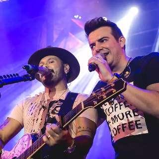 Marcos e Belutti fazem live no sábado para ajudar Hospital do Câncer