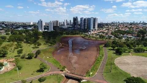Empresa terá 6 meses para concluir obra de contenção no Parque das Nações