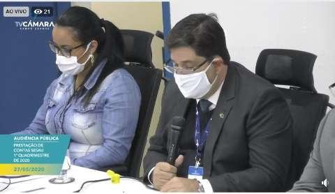 Capital tem quatro vezes mais casos de doenças respiratórias neste ano