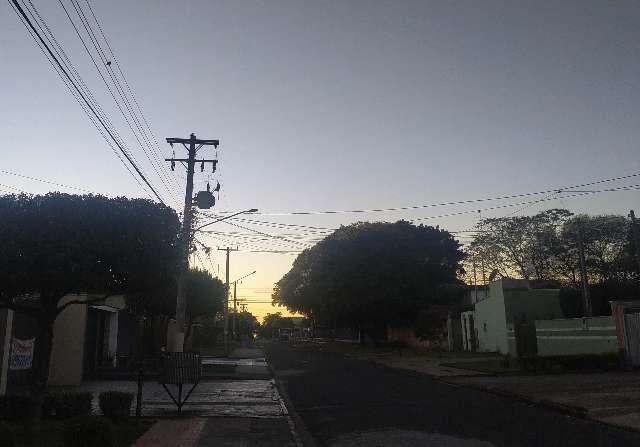 MS tem outra madrugada gelada e cidade com sensação térmica de 0 grau