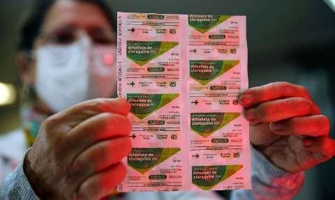Polícia de Goiás investiga contrabando de cloroquina pela fronteira de MS