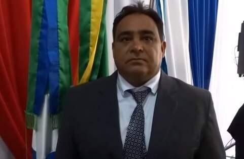 Paulo Mello foi eleito vereador e tomou posse em 2017, mas não ocupa mais o cargo de vereador. (Foto: Reprodução)