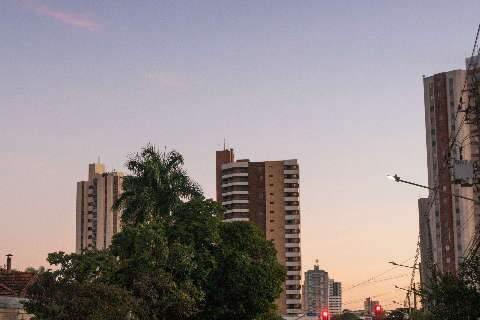 Sem geada, sexta-feira registra 5,6 graus em Iguatemi
