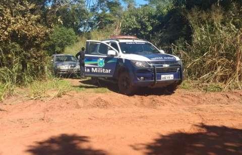 Suspeito de matar casal furtou gasolina e tentou sacar arma de PM para escapar
