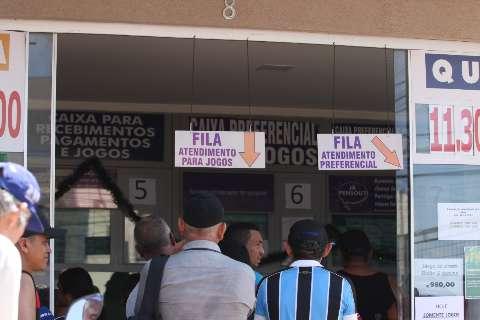 Apostas para último sorteio de maio da Mega-Sena terminam às 18h