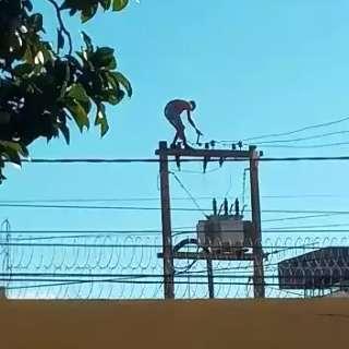 Tentativa de fuga pela rede elétrica foi o mais assistido desta semana