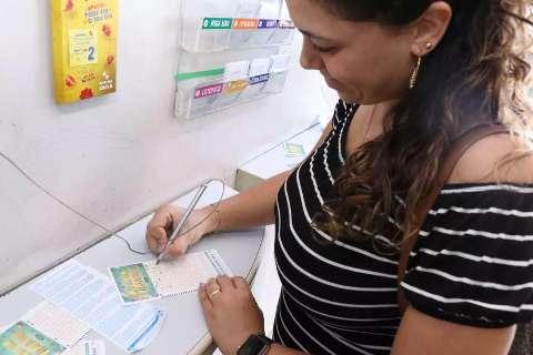 Mega-Sena acumula e próximo sorteio pode pagar R$ 45 milhões
