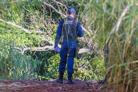 Homem é encontrado morto com marcas de tiros no Ceuzinho