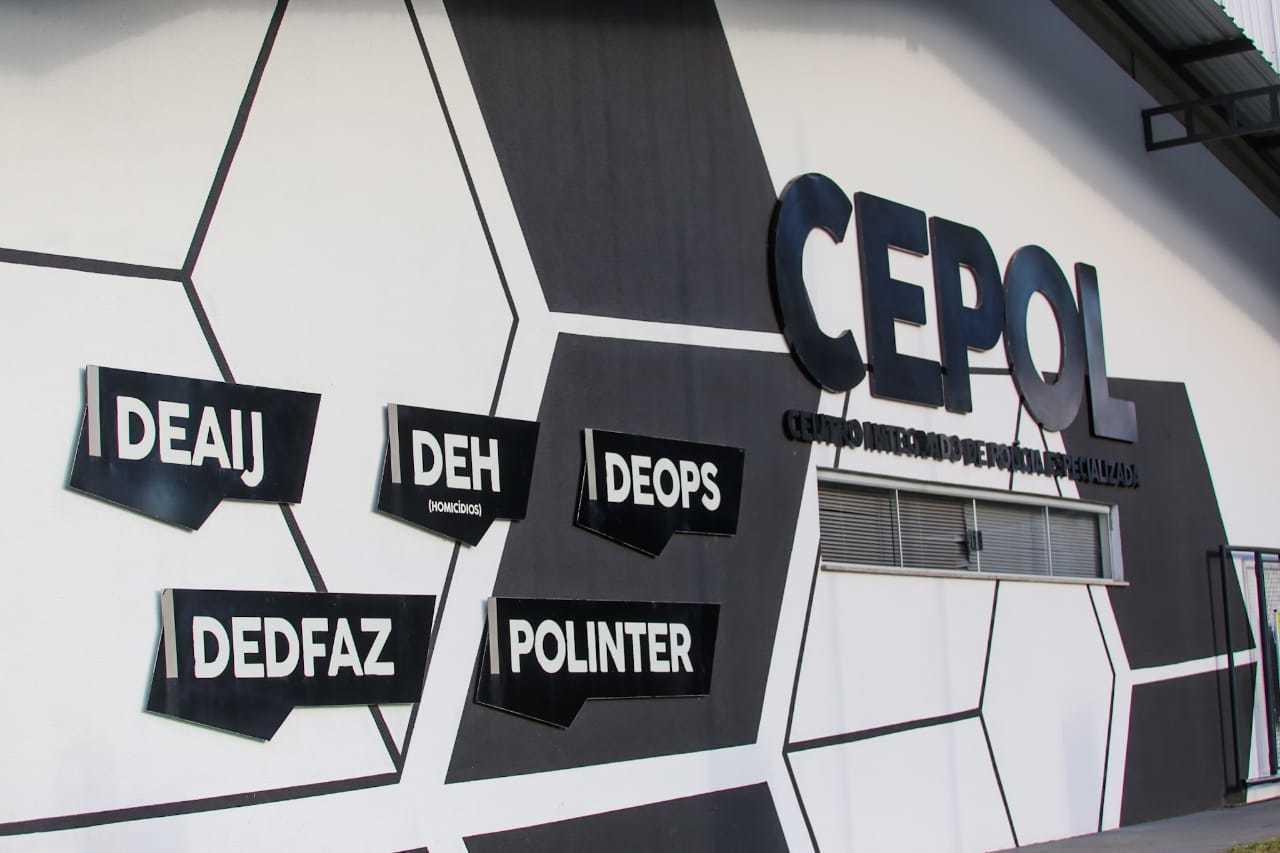 Caso foi registrado como morte a esclarecer na Depac Cepol (Foto: Marcos Maluf)