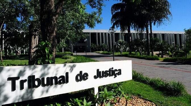 Sede do Tribunal de Justila de Mato Grosso do Sul, no Parque dos Poderes (Foto: Divulgação/Governo do Estado)