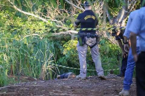 Polícia não encontra no banco de dados de MS digitais de homem morto no Ceuzinho