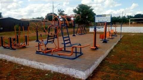 Prefeitura vai instalar academias ao ar livre em praças por R$ 846 mil