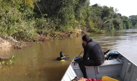 Corpo de adolescente desaparecido durante pescaria é encontrado