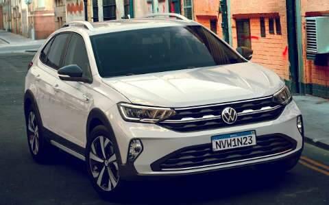 Volkswagen Nivus chega com estilo moderno e muita tecnologia