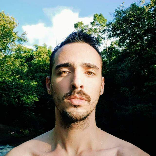 Lucas é natural de Aquidauana e se formou em jornalismo em Campo Grande (Foto: Arquivo Pessoal)