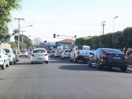 Novos semáforos nas ruas Brilhante e Guia Lopes vão custar R$ 619 mil
