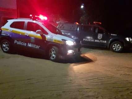 Polícia detém 42 por descumprir medidas de segurança contra covid