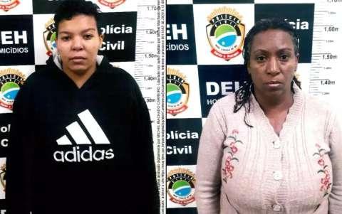 """Mulher e filha do """"Pedreiro Assassino"""" são transferidas para presídio de Corumbá"""