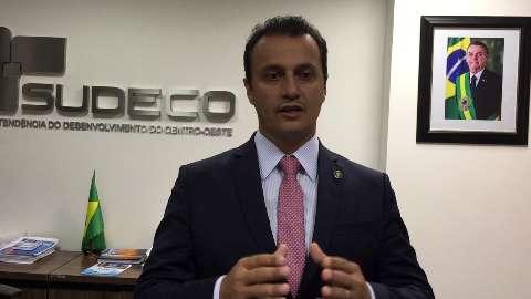 Marcos Derzi assume comando da Funtrab, após saída de Enelvo Felini