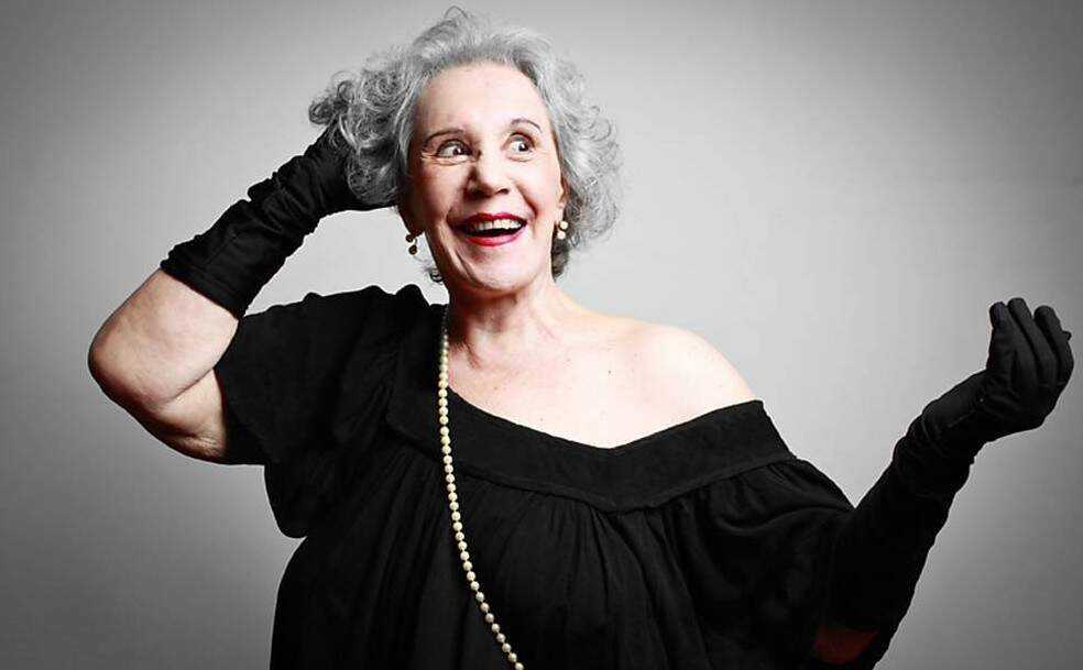 Maria foi fundadora e participou de grande grupos de teatro em São Paulo (Foto: Arquivo Pessoal)