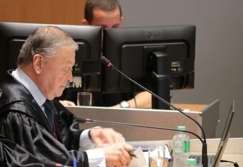 Desembargador Divoncir Schreiner Maran, relator do processo. (Foto: TJMS)