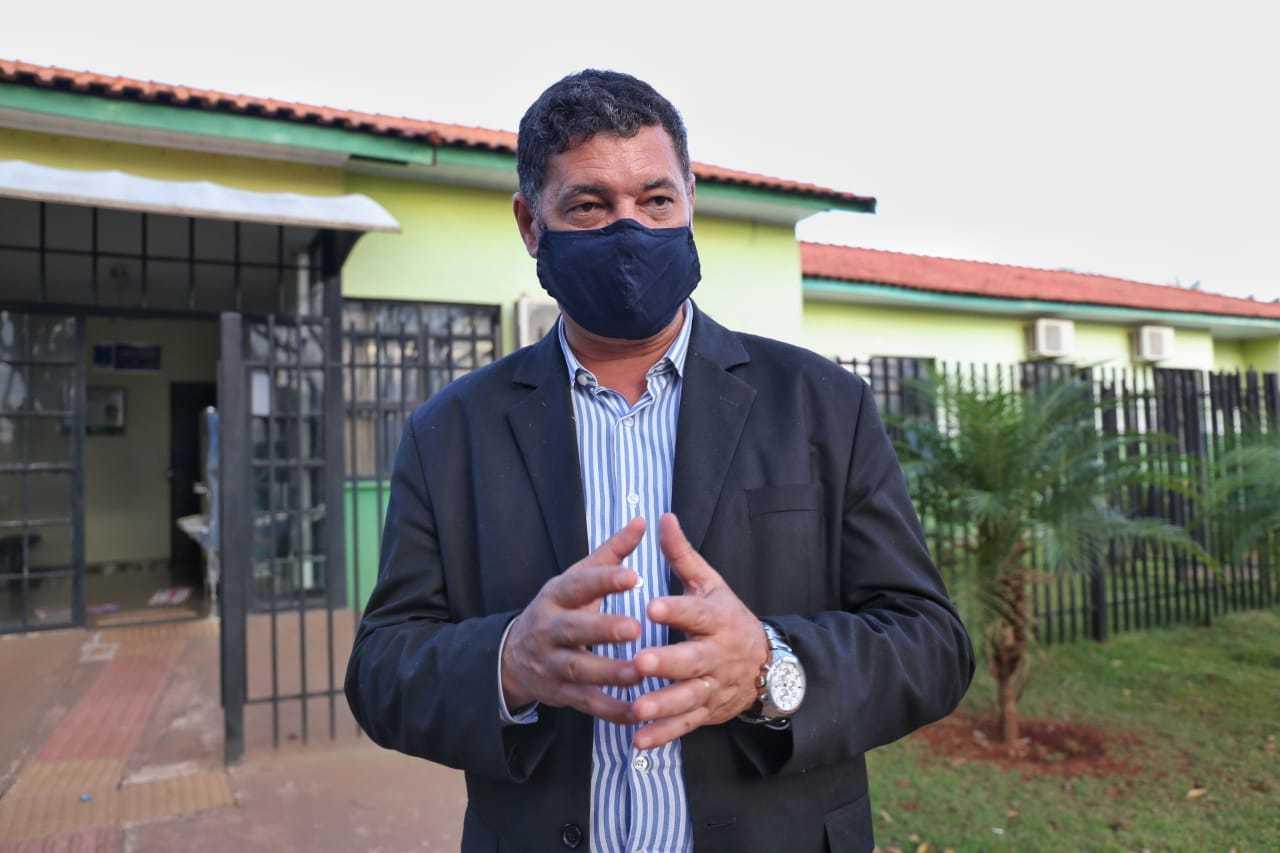 João Reis Belo, delegado responsável pelo caso (Foto: Paulo Francis)