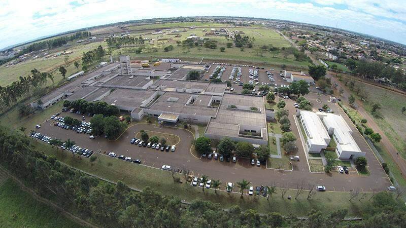 Hospital da UFGD pode concentrar atendimento a população indígena com covid-19 (Foto: Divulgação)