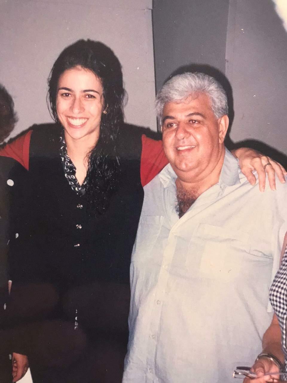 Show da Marisa Monte em Campo Grande. (Foto: Arquivo Pessoal)